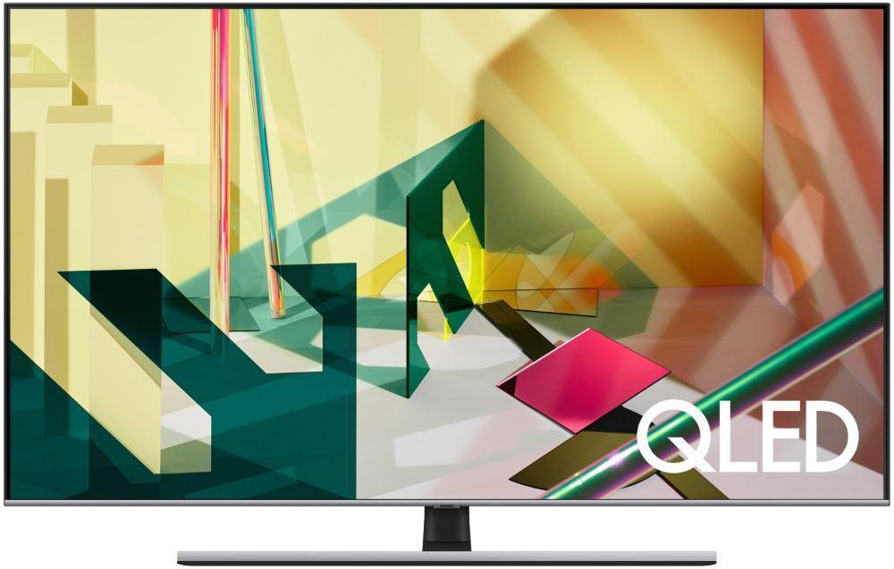 Samsung QE55Q75T (4K / 120 Гц / Smart TV / VA / 4 ядра / WiFi / Bluetooth)