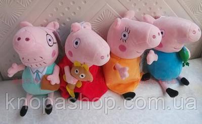 Сім'я свинки Пеппы .