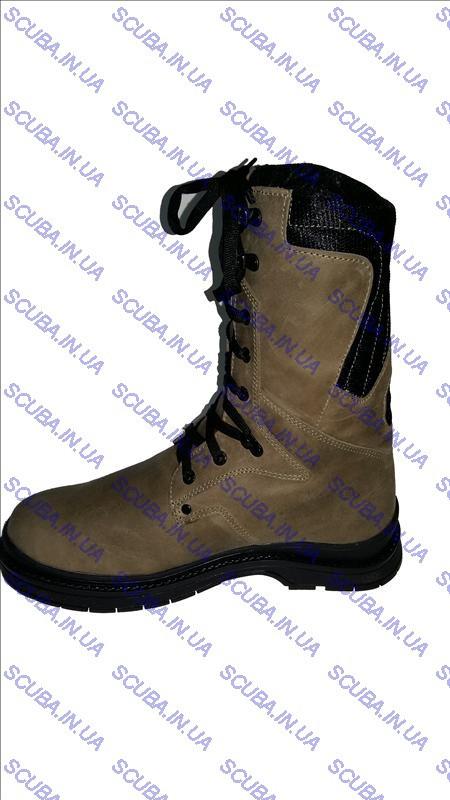 Удобная колодка – идеальная обувь на каждый день. Зимние теплые ботинки . Удобные и практичные, изготовленные из нубука бежевого цвета. b8b14154b24