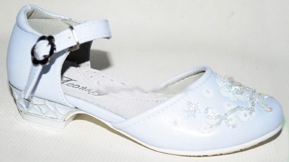 Праздничные туфли для девочки, 26-31