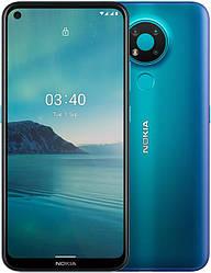 Смартфон Nokia 3.4 3/64GB Blue