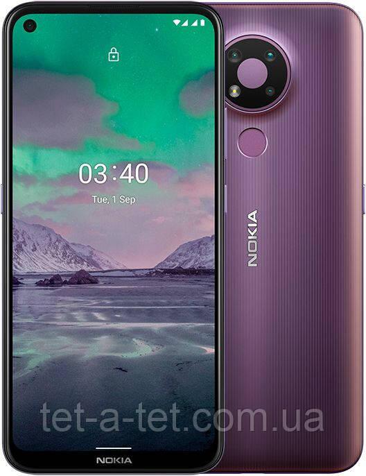 Смартфон Nokia 3.4 3/64GB Purple