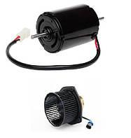 Электродвигатели отопителя, электронасосы отопителя, омывателя