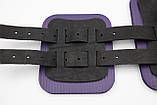 Гравитационные ботинки (инверсионные крюки для турника) тренажер для спины и пресса OSPORT Lite Plus (OF-0011), фото 4
