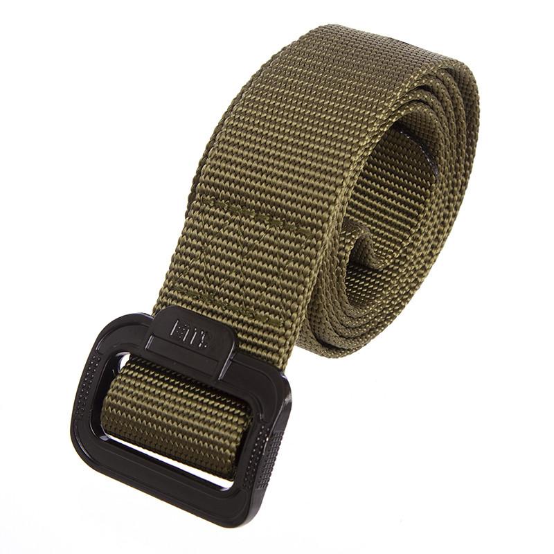Ремень тактический 5.11 Tactical TDU Belt TY-5385, Оливковый