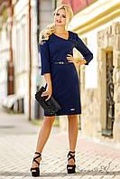 Платье женское классическое больших размеров