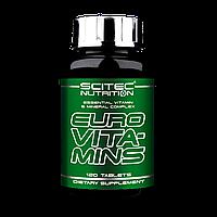 Витамины Euro Vita-Mins (120 tab)