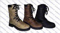 В продажу поступили зимние мужские ботинки на натуральном меху украинского производства!
