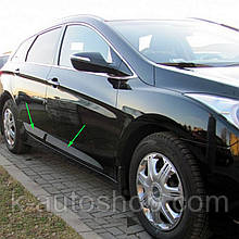 Молдинги на двері для Hyundai i40 CW 2011-2019