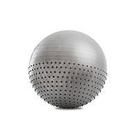М'яч для фітнесу гімнастичний (фітбол) полумассажный 65см OSPORT (MS 1652)