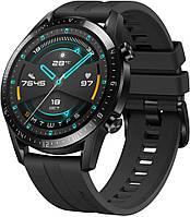 Умные часы Huawei Watch GT 2 Sport 46mm Matte Black LTN-B19 55024474 смарт спорт smart фитнес fitness Bluetoot