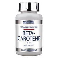 Бета каротин Beta-Carotene 15 mg (90 caps)
