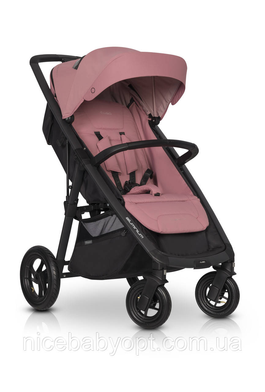 Детская прогулочная коляска EasyGo Quantum 2021 Rose