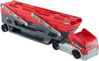 Хот Вілс Ігровий набір Трейлер-автовоз Hot Wheels GHR48. Оригінал