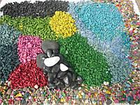 Щебень цветной гранитный от производителя