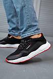 Чоловічі кросівки текстильні, фото 3