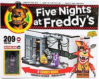 Конструктор 5 ночей с Фредди McFarlane Toys Five Nights at Freddy's Parts & Service Construction Set, фото 1
