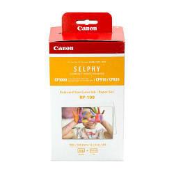 Canon RP-108 фотобумага с картриджем (108 отпечатков)
