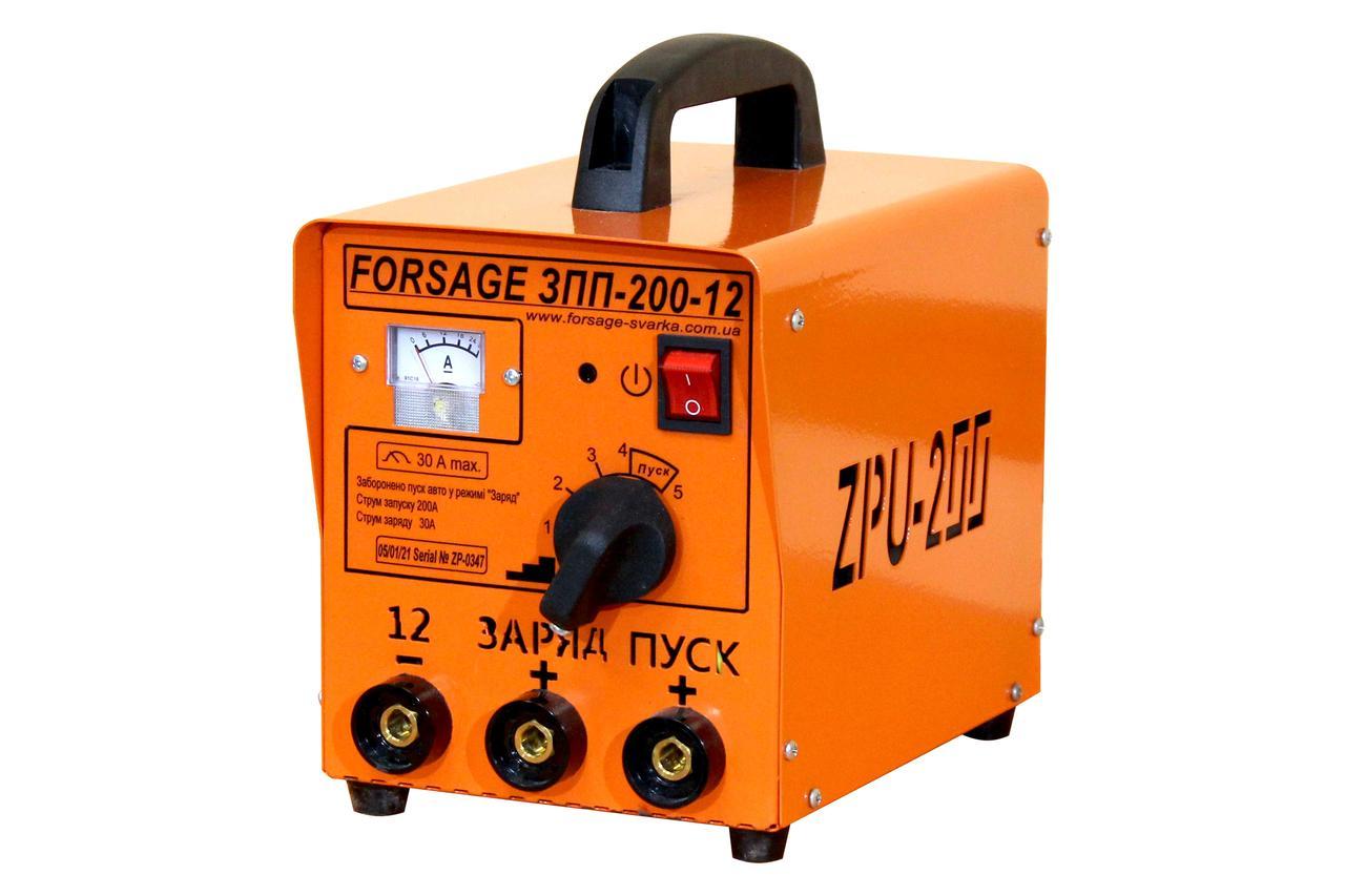 Пуско-зарядное устройство Forsage ПЗУ-200 (12V)