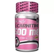 Л-карнитин L-Carnitine 500 mg (60 tabl)