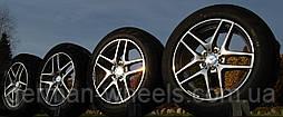 """Диски 19"""" AMG Mercedes Benz MB GLC-Klasse X253"""