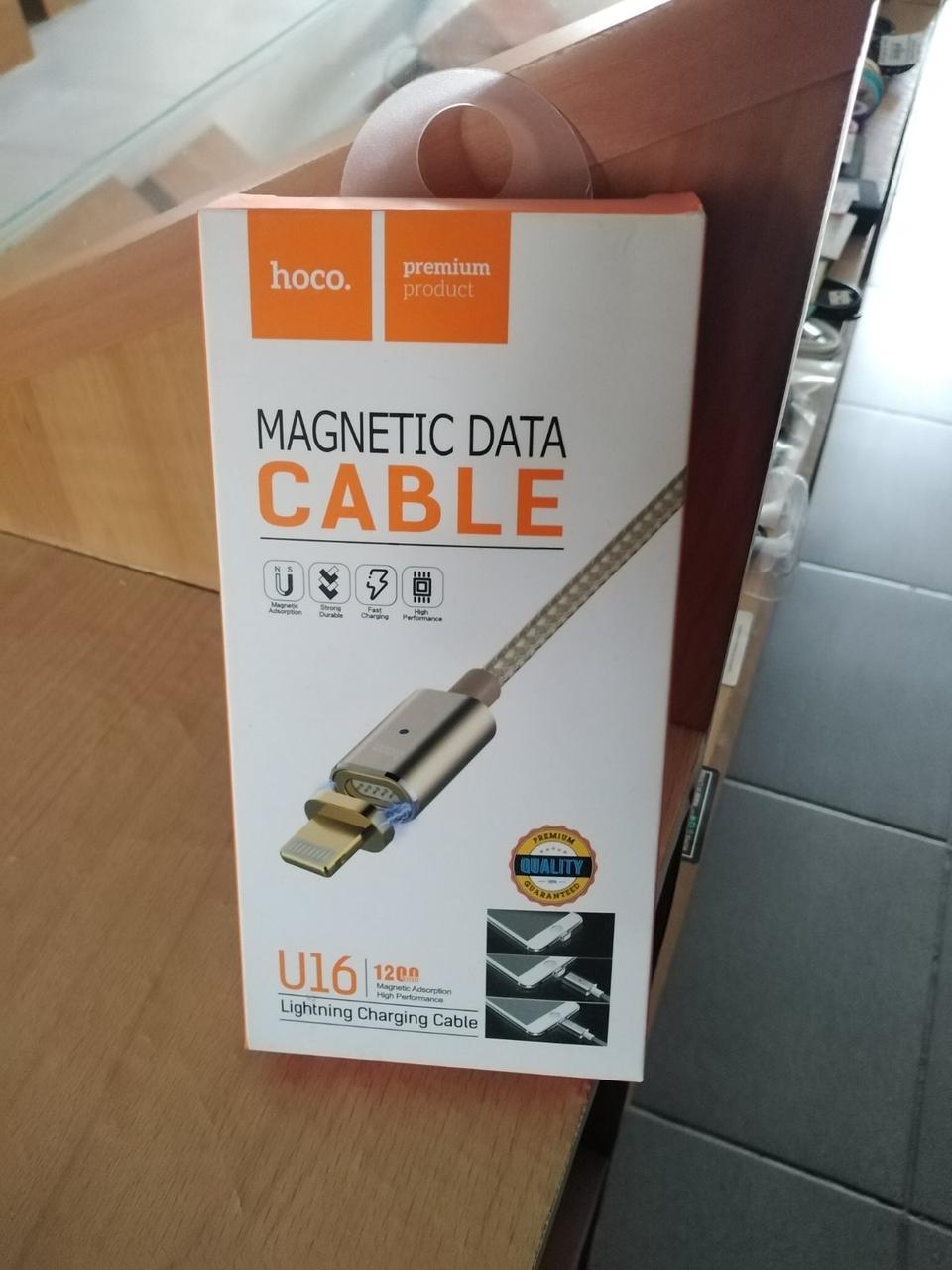 Hoco U16 Iphone 6 Cable (1.2 m)
