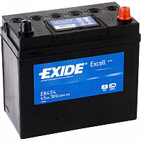 Аккумулятор 45Ah-12v Exide EXCELL EB454 (234х127х220),R,EN330