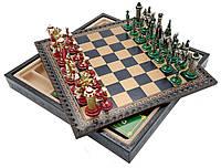 Шахматы, шашки, нарды Italfama 19-72+218GB