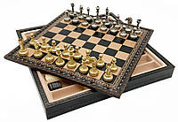 Шахматы, шашки, нарды Italfama 65M+218GN