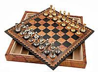 Шахматы, шашки, нарды Italfama 65G+218MAP