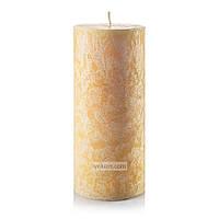 Ваниль свеча цилиндр 70х160мм ароматизированная 1 шт