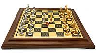 Шахматы, шашки, нарды Italfama 70G+252BW