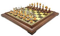 Шахматы, шашки, нарды Italfama 158G+252BW