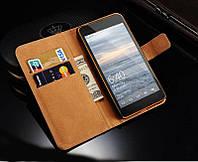 Чехол книжка для Nokia Lumia 640 -чехол-подставка!