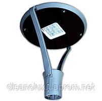 Парковий світлодіодний світильник PSL-40 Вт IP65, фото 4