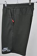 Трикотажные шорты Nike 3030 (отражайка) Хаки, фото 1