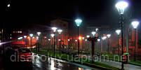 Парковий світлодіодний світильник PSL-40 Вт IP65, фото 6