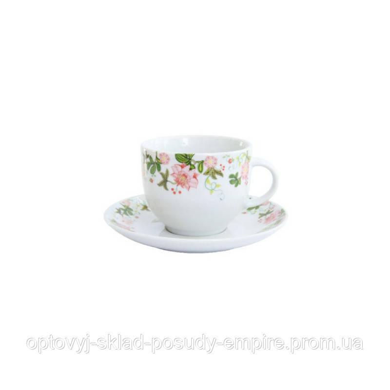 Сервіз чайний 4 предмета Milika Bianca M0630-WX4-18018