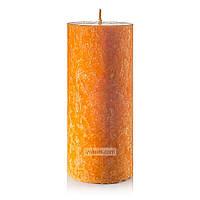 Апельсин свеча цилиндр 70х160мм ароматизированная 1 шт