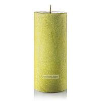 Лайм свеча цилиндр 70х160мм ароматизированная 1 шт