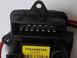 Реостат печі на Renault Trafic/ Opel Vivaro/ Nissan Primastar (+ AC) з 2001... Renault (оригінал) 7701050325, фото 3