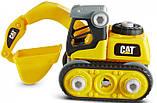 Игрушка-конструктор CAT Build your own Excavator Экскаватор 20 см - Funrise 80903, фото 3