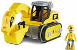Игрушка-конструктор CAT Build your own Excavator Экскаватор 20 см - Funrise 80903, фото 4