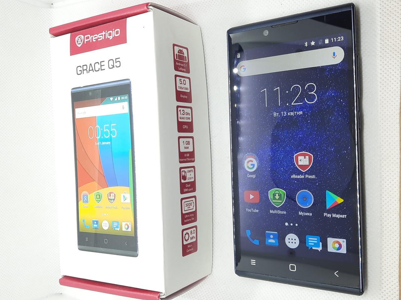 Prestigio PSP 5506 DUO Grace Q5 1/8GB #1568ВР