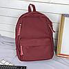 Однотонний рюкзак міський, фото 2