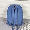 Однотонний рюкзак міський, фото 5