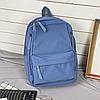 Однотонний рюкзак міський, фото 3