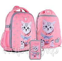 Набор 3 в 1 рюкзак + пенал + сумка для обуви Kite