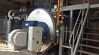 Готовая паровая котельная на базе котла LOSS 6 т.пара/час.