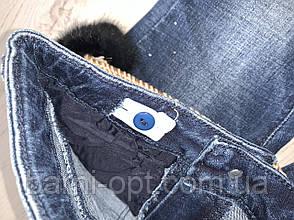 Джинсовые брюки  для девочек оптом, Setty Koop, 8-16 рр., фото 3
